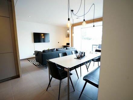 Family Apartment mit 3 Schlafzimmern und Terrasse Nähe Westpark