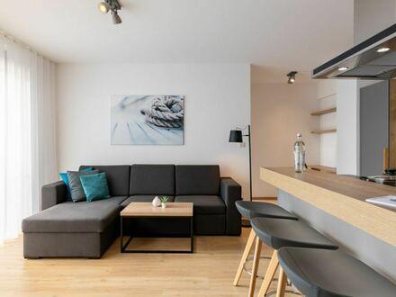 3-Zimmer Apartment - neu, modern, hell, hochwertig möbliert, zentrumsnah