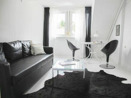 Individuell eingerichtetes Apartment
