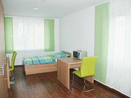 Ein-Zimmer-Apartment im schönen Münchner Norden