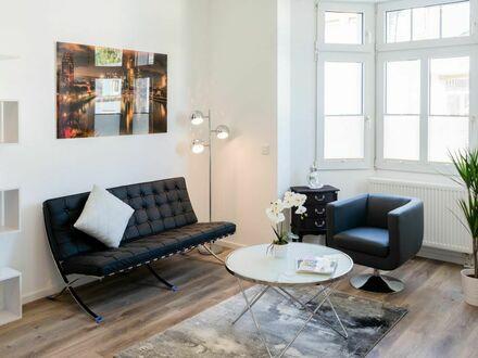 Vollmöbliertes Premium-Apartment mit bester Anbindung