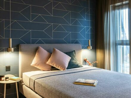 Xtra Smart Serviced Apartment direkt am Flughafen