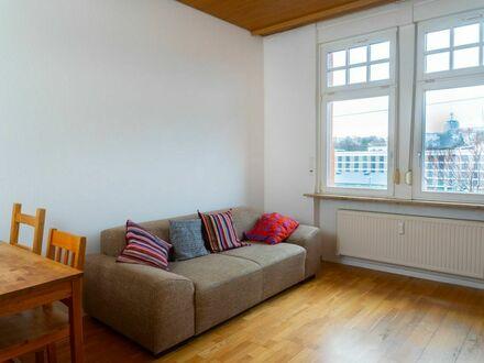 Mainz Innenstadt 3 Zimmer Altbauwohnung