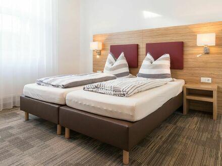 B&B oder Garni Hotel Doppelzimmer