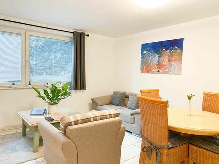 Hochwertige, moderne und zentral gelegene Wohnung in Wuppertal