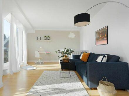 Großzügiges und besonders helles Maisonette Apartment
