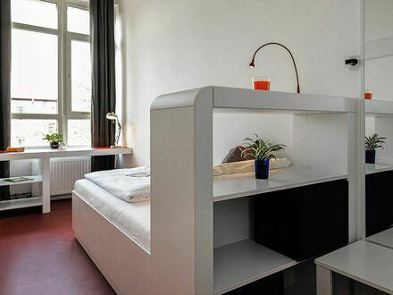 2-Schlafzimmer-Apartment mit Küche und Bad