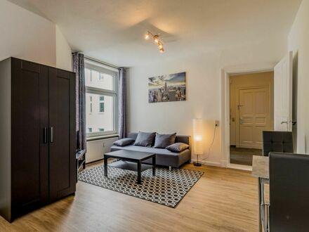 Liebevoll eingerichtetes, modisches Studio Apartment in Moabit