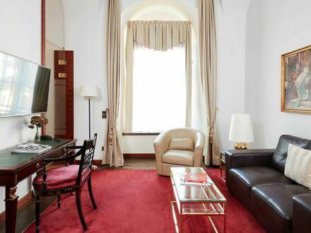 Großzügige 2-Raum Apartments in Luxus Hotel