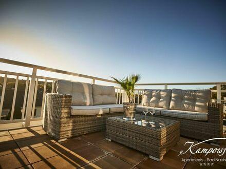 Kampowski - Penthouse Suite | Wohnen über den Dächern Bad Nauheims