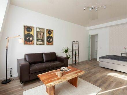 ERSTBEZUG - vollmöbliertes 1- Zimmer Premium-Apartment mit bester Anbindung