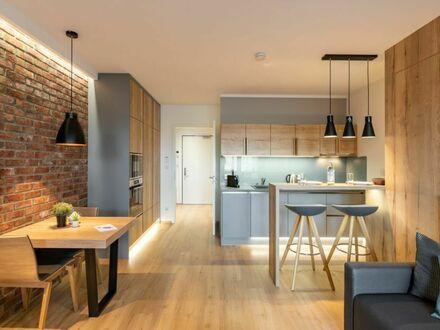 Studio Apartment - neu, modern, hell, hochwertig möbliert, zentrumsnah