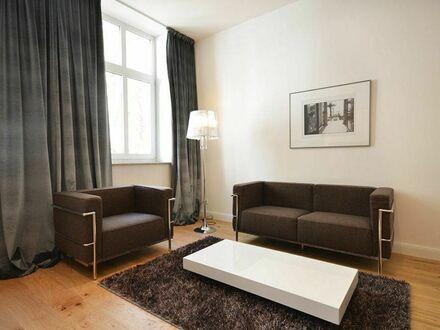 Komfortables Business-Apartment mit 1 Schlafzimmer für Ihren vorübergehenden Aufenthalt in Frankfurt in der Nähe der Fl…