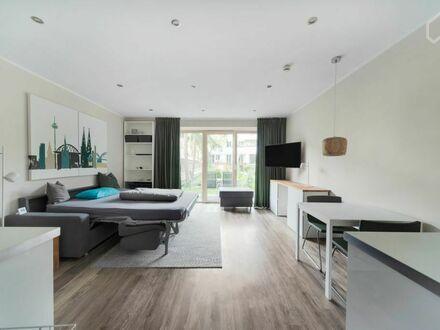 Stylisches Apartment in Traumlage mit Terrasse und Garten