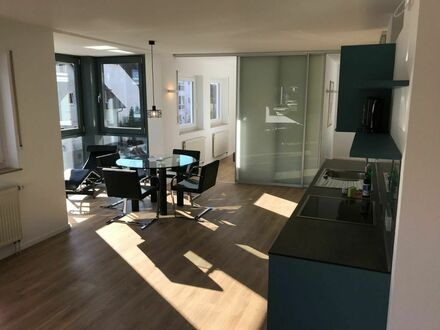 Modernes Apartment in Stuttgart-Möhringen