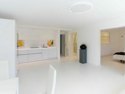 the white design apartment