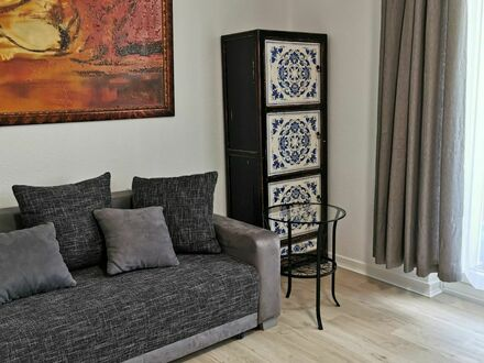 Erstbezug: Neu sanierte und stilvolle eingerichtet 2 Zimmer Wohnung in Uninähe