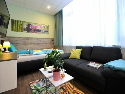 Wundervolle, modische Wohnung bei Frankfurt am Main
