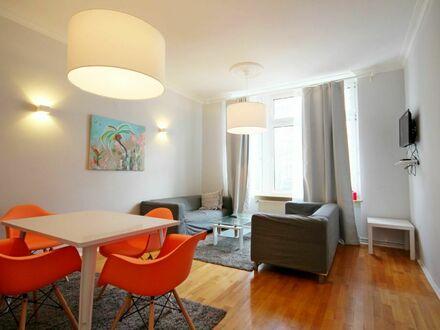 Renoviertes Apartment im Gallusviertel