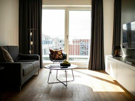 Modernes 2-Zimmer Apartment im Stadthafenviertel