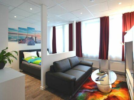 Premium Boardingapartment in Frankfurt - komplett möbliert und ausgestattet