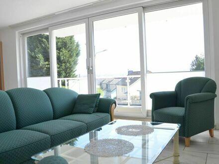 Zentral gelegene Wohnung in Wuppertal 130 qm mit großer Terrasse