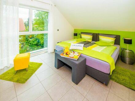 Luxus Ferienwohnung mit gemütlichem Dachbalkon