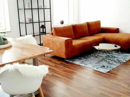 Stilvolles Apartment mit Garten