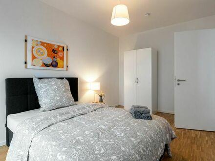Brandneue möbliert 2-Zimmer-Wohnung in Lichtenhainn