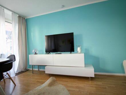 Düsseldorf/Neuss: Exclusive 3,5-Zimmer-Wohnung am Park