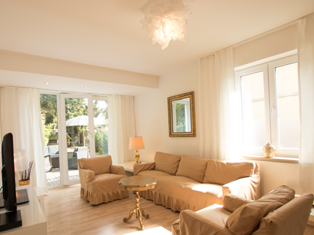 Premium Serviced Apartment Wohnung