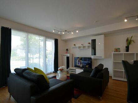 3-Zimmer-Premium-Wohnung bei Frankfurt - vollständig möbliert und ausgestattet