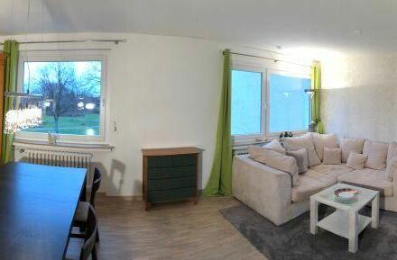 4 Zimmer, hochwertig modernisiert. Messe- und Citynah