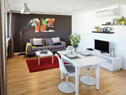 Modernes Zwei-Zimmer-Apartment
