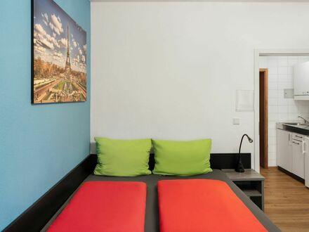 Deluxe City Apartments am Rhein mit Anmeldung & Self-Check-In