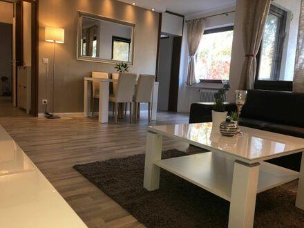 50 m² Apartment in top-Lage von Darmstadt - 2 Zimmer Apartment mit großem Balkon und voll möbliert