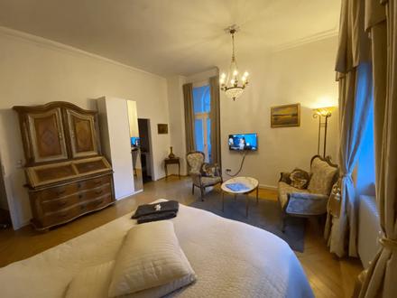 Villa Uhland: City Condo, cozy and convinient: Studio mit Balkon, 34m2