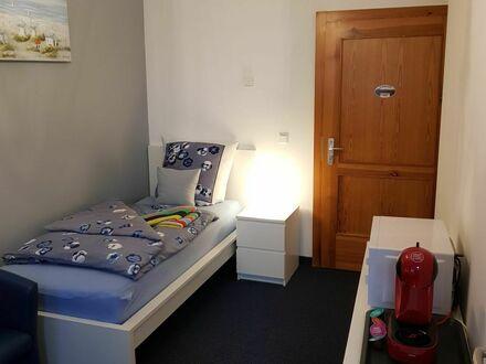 1-Zimmer-Apartment, möbliert, auch übergangsweise während eines Projekts