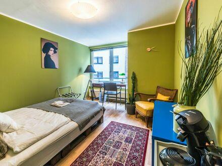 Farbenfrohes Apartment für 2 Personen