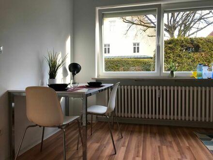 Frisch renovierte Wohnung in Solln - ruhige Lage - super Anbindung
