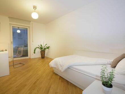 Wunderschönes Serviced Apartment mit Küche