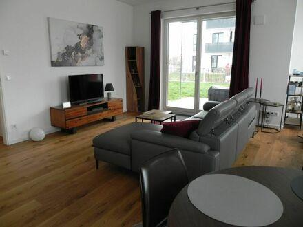 Apartment - Neubau - Sonniges, ruhiges, exklusiv eingerichtetes Apartment am Wasser