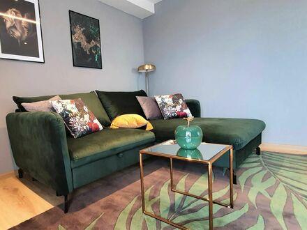 2-Zi Business Apartment mit Balkon - Gemütlich und Hochwertig - Neubau