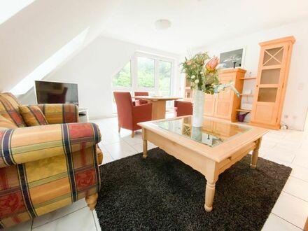 wunderschöne Wohnung im Grünen mit Aussicht in den Garten - Citynah in Wuppertal