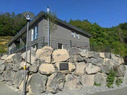 Ferienhaus Schieferterrasse Rieden Eifel 380 m ü.NHN