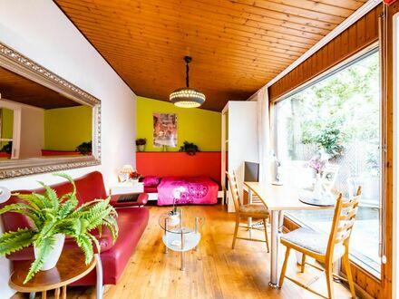 Ruhiges Apartment in zentraler Lage mit gemütlicher Terrasse