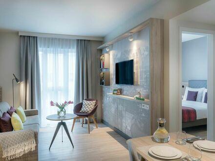 2-Zimmer Apartment zentral gelegen am Arnulfpark