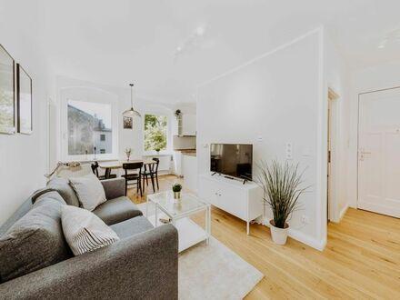 Renovierte Altbau Wohnung in Berlin Spandau