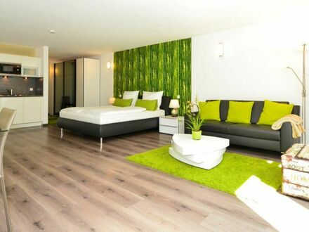 Modernes Loft-Apartment mit Full Service