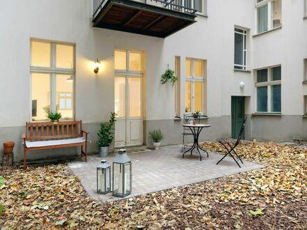 3-Zimmer Familienwohnung mit großem Garten